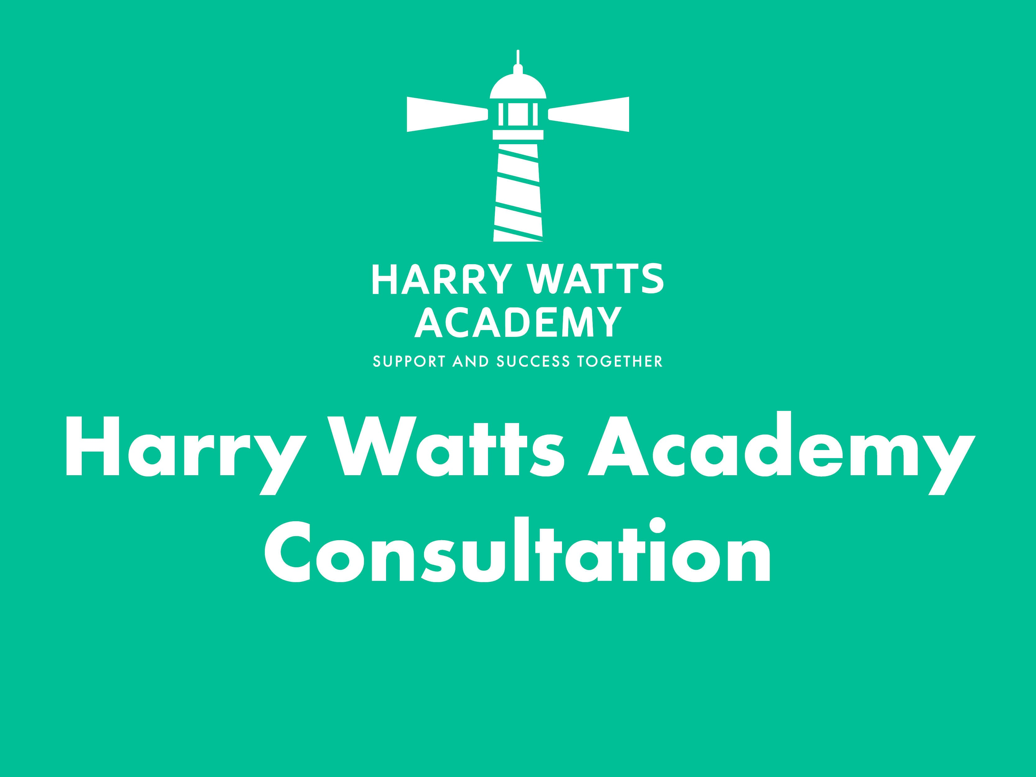 Consultation to Increase Pupil Numbers for Harry Watts Academy at Harraton